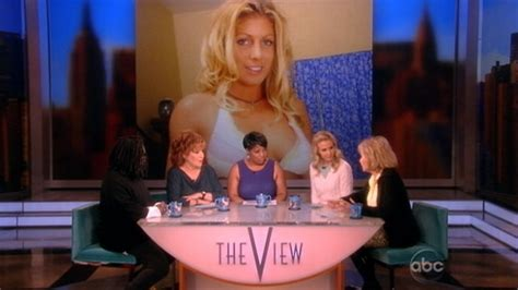 'The View' on Fired California Teacher's Porn Past Video