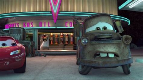 Pixar images Mater and the Ghostlight HD wallpaper and