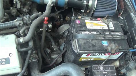 Full Guide On Replacing Starter-1995-1999 Nissan Maxima